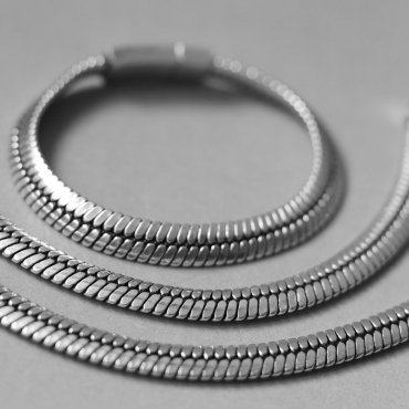 52732/52733/52734 Antique Silver
