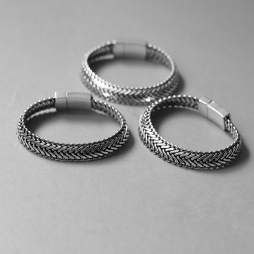 52735/52736/52737 Antique Silver